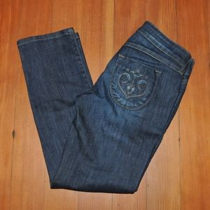 SIWY Ruthie crop cropped jeans size 25 Excellent